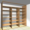 Vyroba montaz vestavnych skrini skrin01