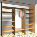 Vyroba montaz vestavnych skrini skrin02