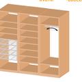 Vyroba montaz vestavnych skrini variantac
