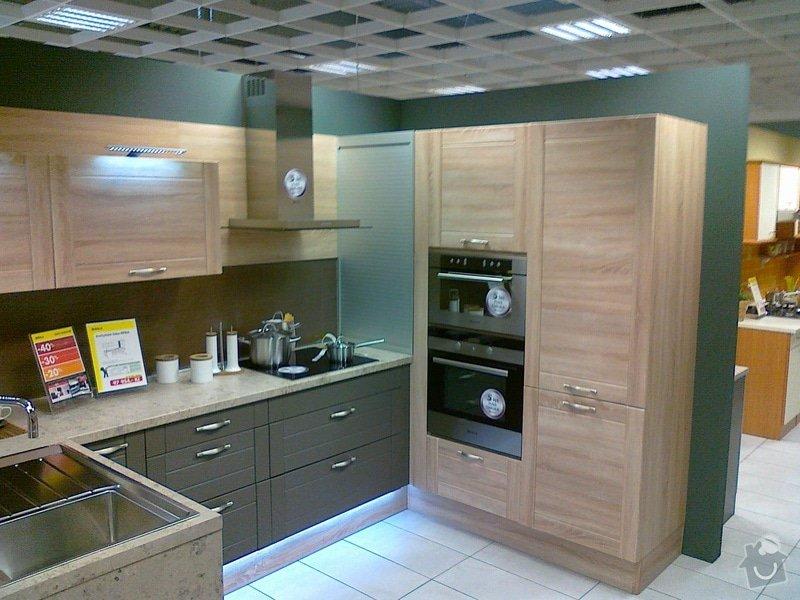 Kuchň + jídelnu, nášlapy na schody, dveře+zárubně, obývák, koupelny: 31072012319