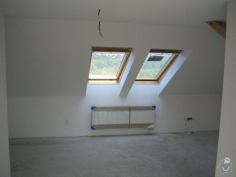 Rekonstrukce podkrovniho bytu: IMG_0249