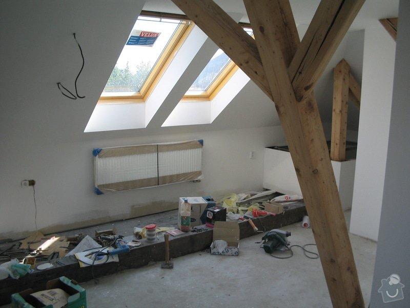 Rekonstrukce podkrovniho bytu: IMG_0250
