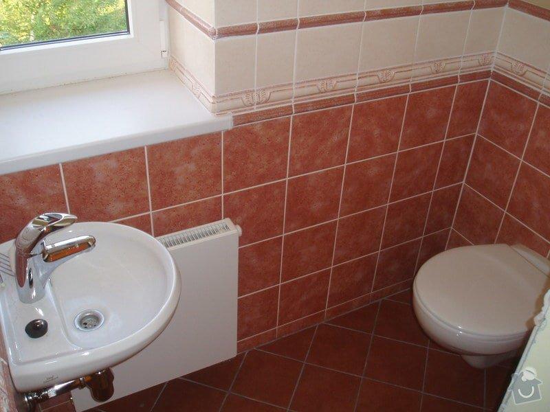Rekonstrukce podkrovniho bytu: PA010010