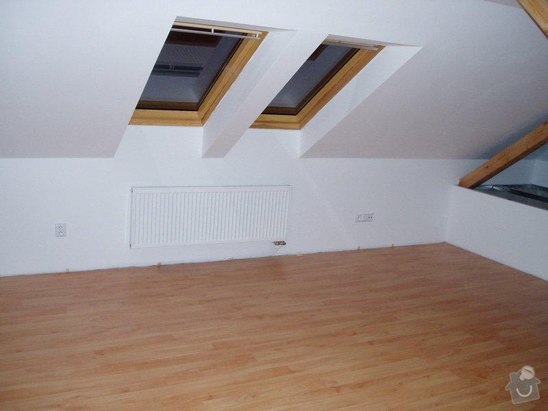 Rekonstrukce podkrovniho bytu: PA050018
