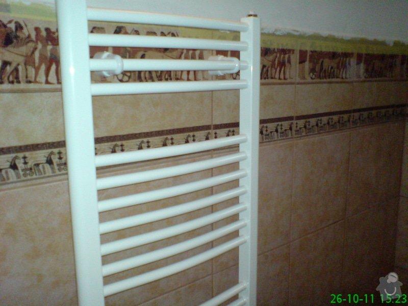 Rekonstrukce koupelny v rodinném domku: DSC00016