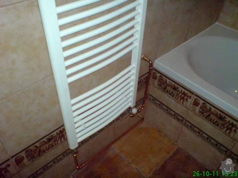 Rekonstrukce koupelny v rodinném domku: DSC00017