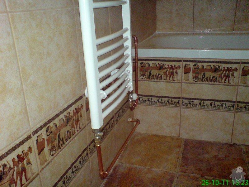 Rekonstrukce koupelny v rodinném domku: DSC00019