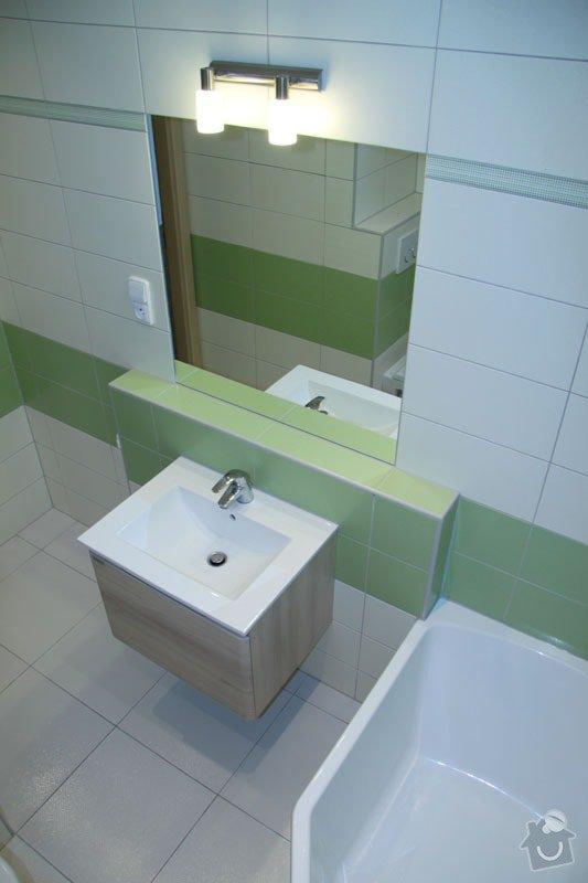 Rekonstrukce koupelny: 003