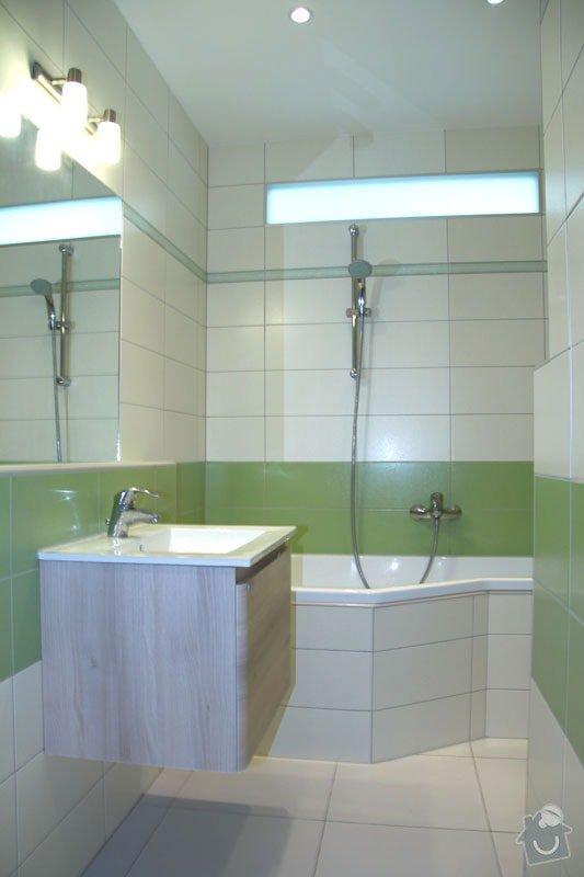 Rekonstrukce koupelny: 012