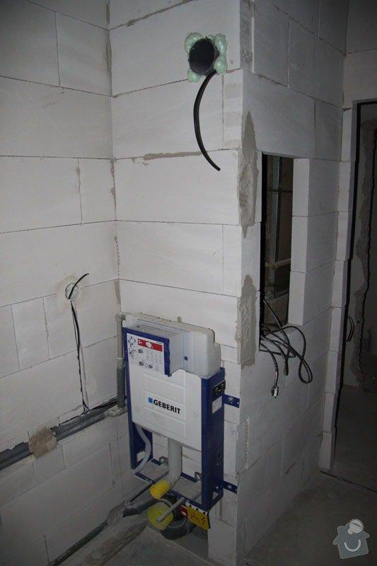 Rekonstrukce koupelny: 016
