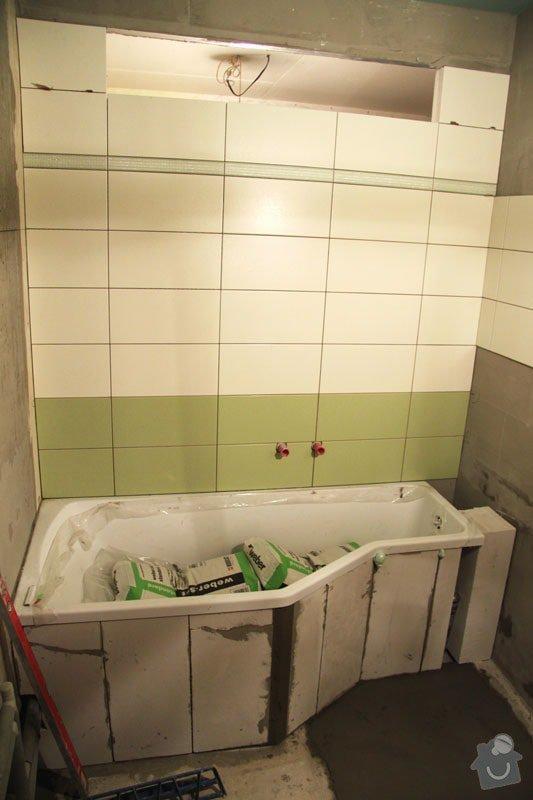 Rekonstrukce koupelny: 018