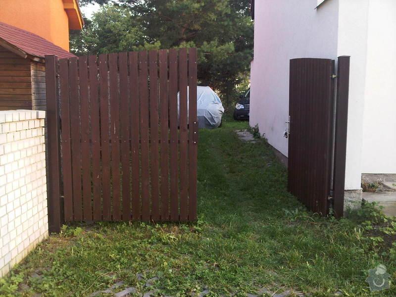 Automatická branka do zahrady: IMG-20120726-00122