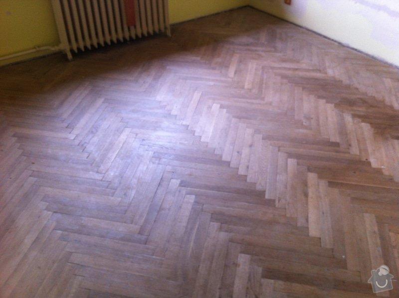 Renovace a moření podlahy: Podlaha_001