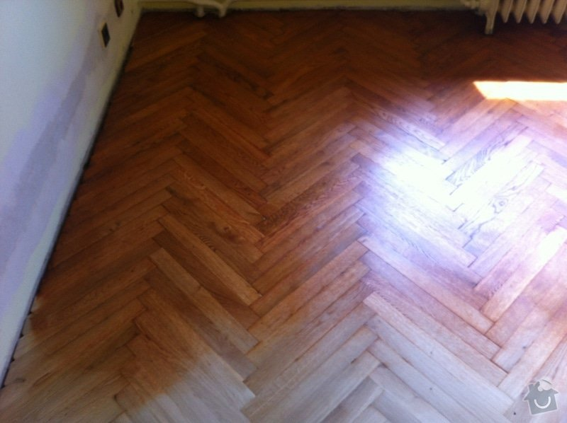 Renovace a moření podlahy: Podlaha_005