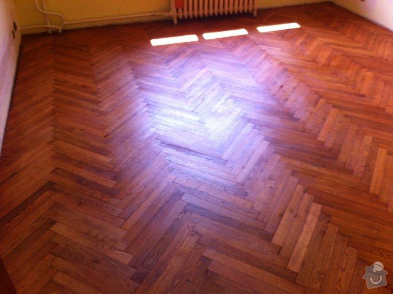 Renovace a moření podlahy: Podlaha_007