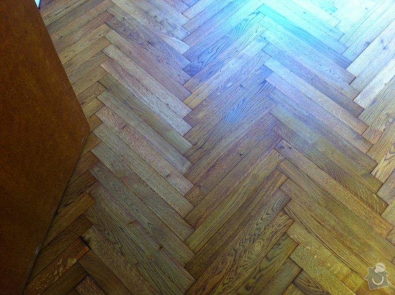 Renovace a moření podlahy: Podlaha_008