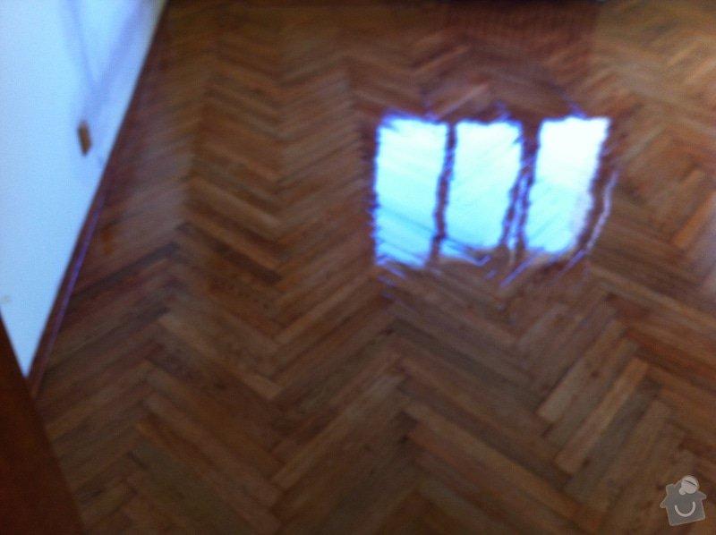 Renovace a moření podlahy: Podlaha_009