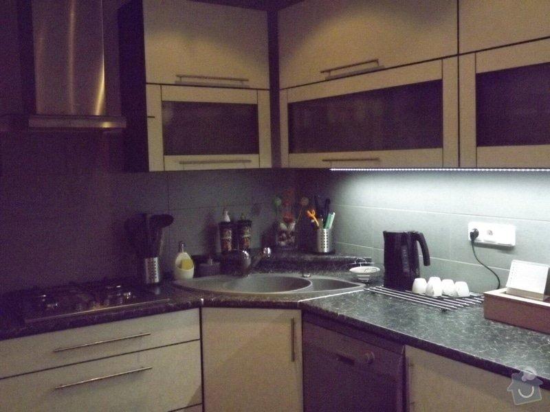 Výroba kuchyňské linky: DSCF1037