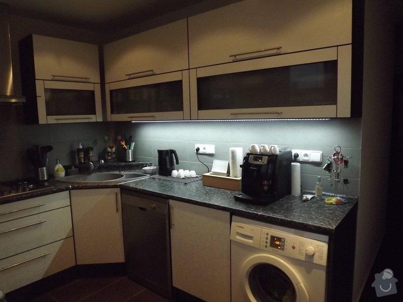 Výroba kuchyňské linky: DSCF1040
