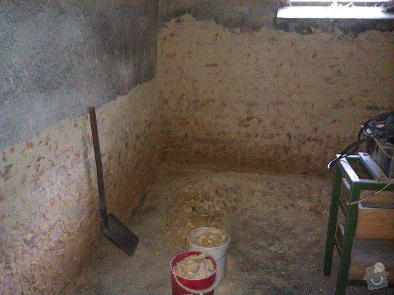Omítnutí sklepní místnosti: CameraZOOM-20120729173028716