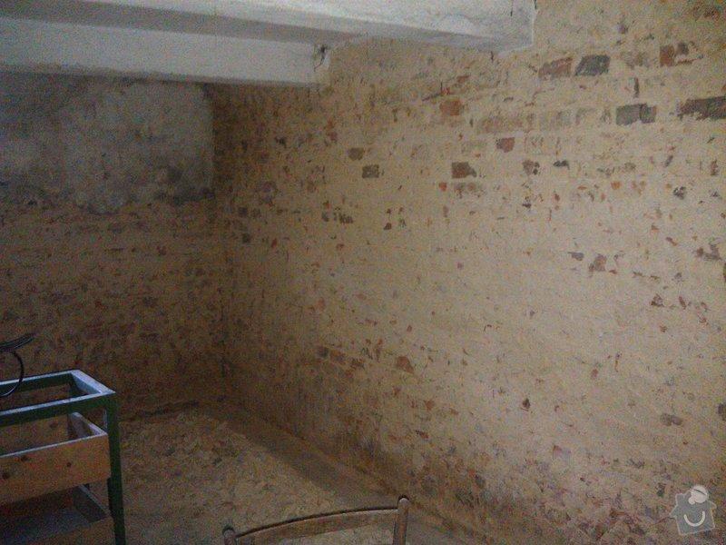 Omítnutí sklepní místnosti: CameraZOOM-20120729172959963