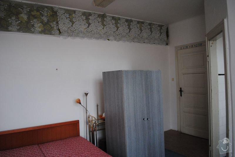 Kompletní rekonstrukce malého bytu: Puvodni_stav_012_zmensena