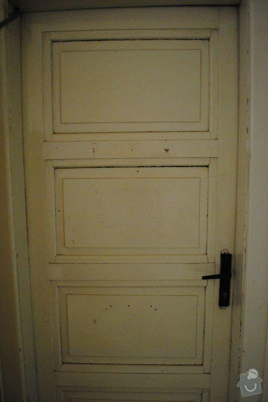 Kompletní rekonstrukce malého bytu: Puvodni_stav_002_zmensena