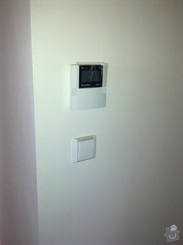 Zabezpečovací zařízení - RD novostavba: 06082012549