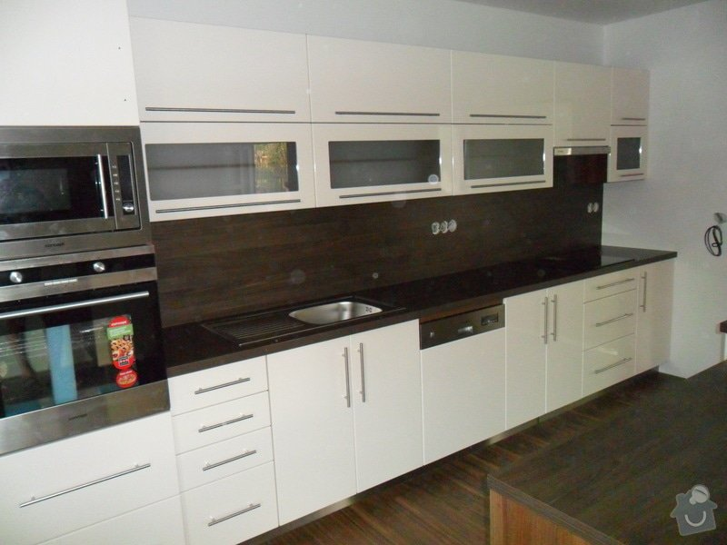 Kuchyňská linka: SAM_0372