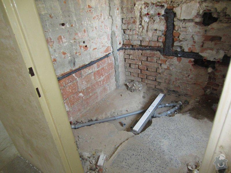 Rekonstrukce bytu 2+1 z 50. let: IMG_0962