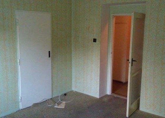 Renovace dveří (1x vstupní, 5x interiérové)