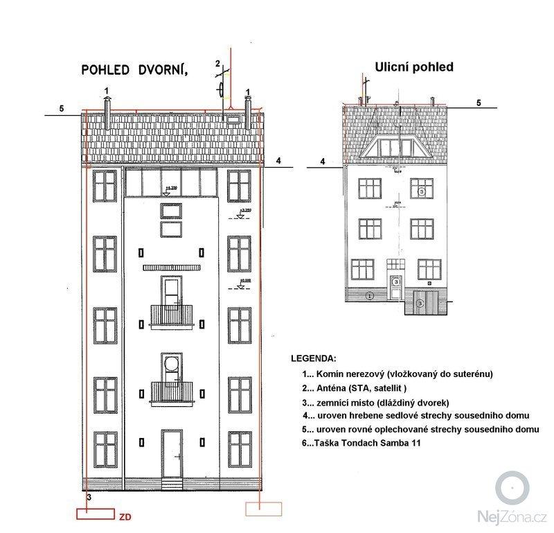 Montáž hromosvodu po výměně střechy: Navrh_zakaznika_b5