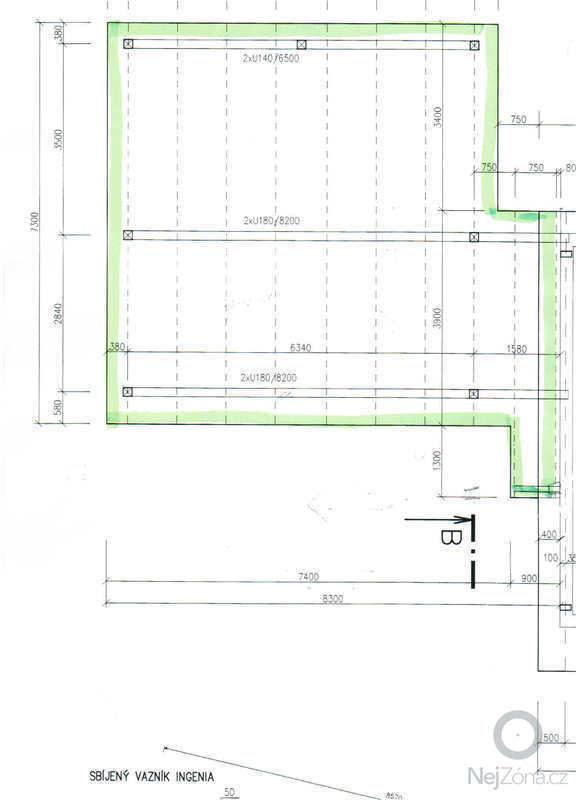 Stavbu krytého stání pro dvě auta ze dřeva: garaz4