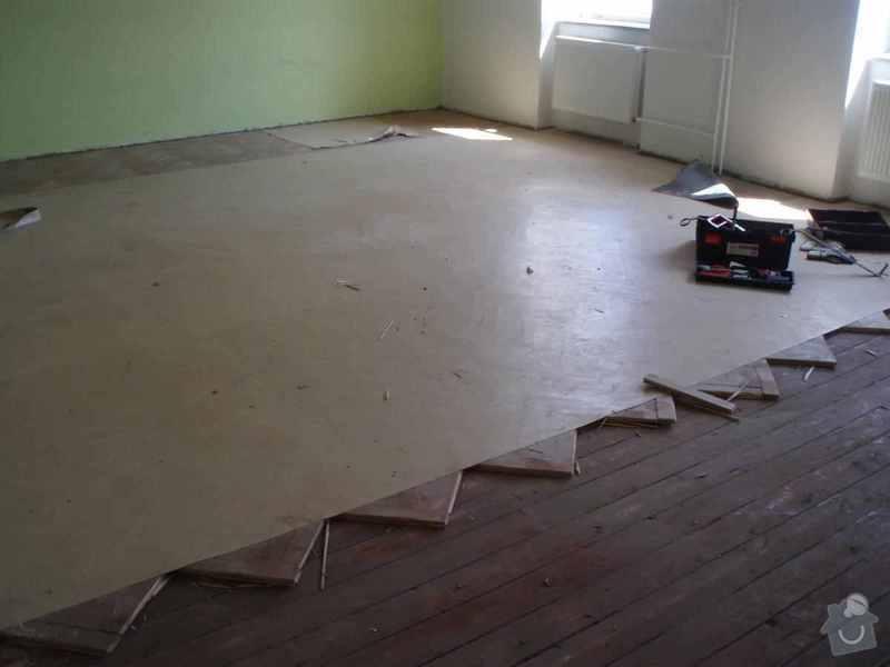 Vymena podlahy: P8020331