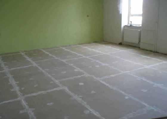 Vymena podlahy