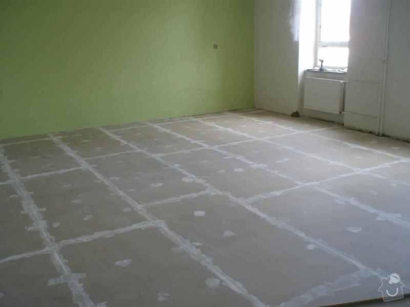 Vymena podlahy: P81103631