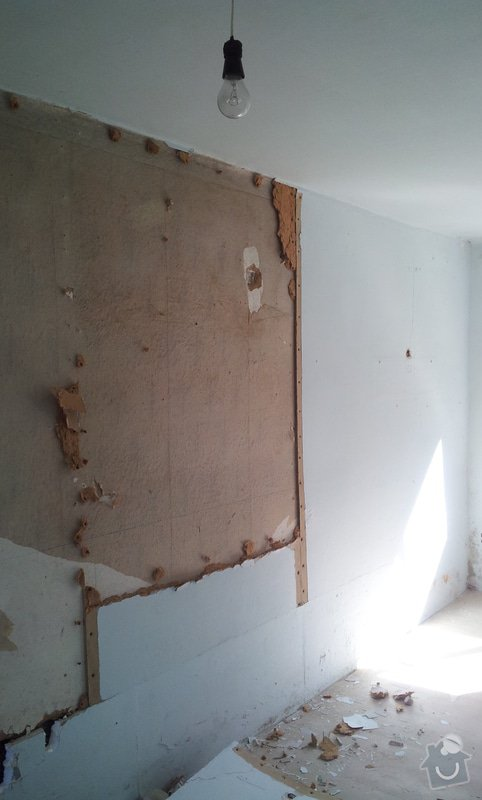 Rekonstrukce dvou pokojů: 20120723_094123