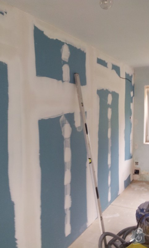 Rekonstrukce dvou pokojů: 20120725_125409