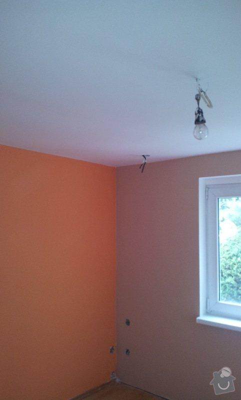 Rekonstrukce dvou pokojů: 20120728_175415