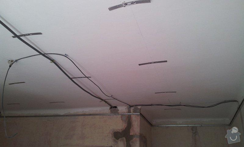 Zateplené podhledy v RD: 20120730_112136