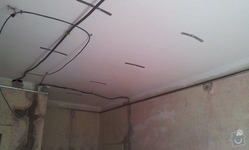 Zateplené podhledy v RD: 20120730_112150
