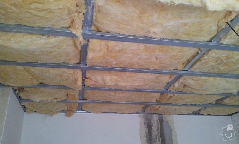 Zateplené podhledy v RD: 20120730_134427