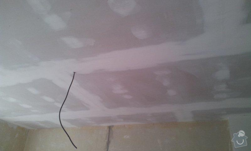 Zateplené podhledy v RD: 20120731_152531
