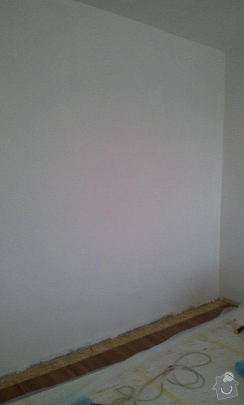 Odhlučnění mezibytové stěny v ložnici: 20120802_095506