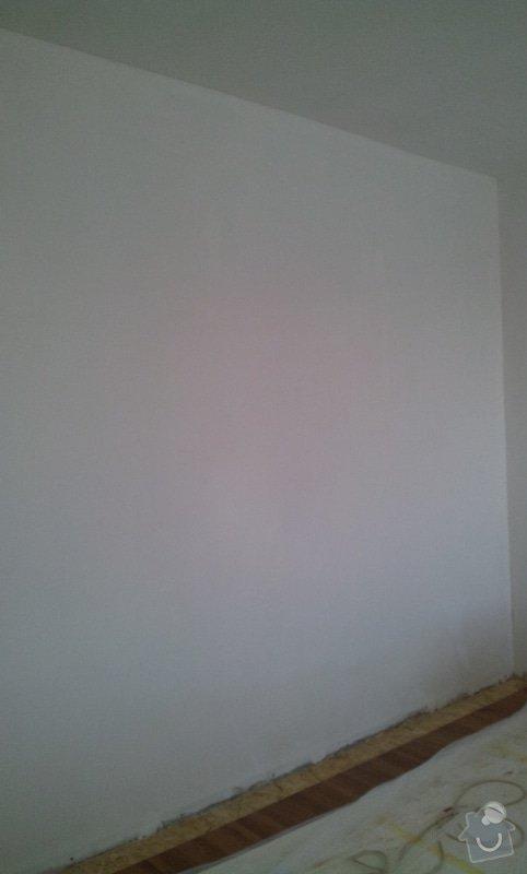 Odhlučnění mezibytové stěny v ložnici: 20120802_095516