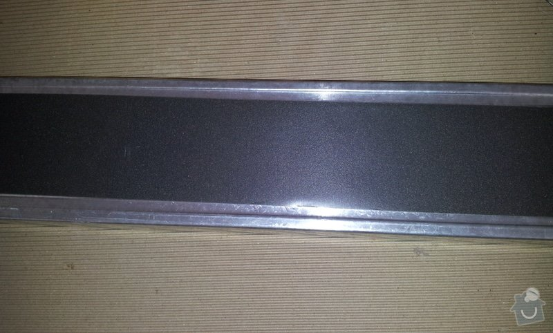 Odhlučnění mezibytové stěny v ložnici: 20120802_100452