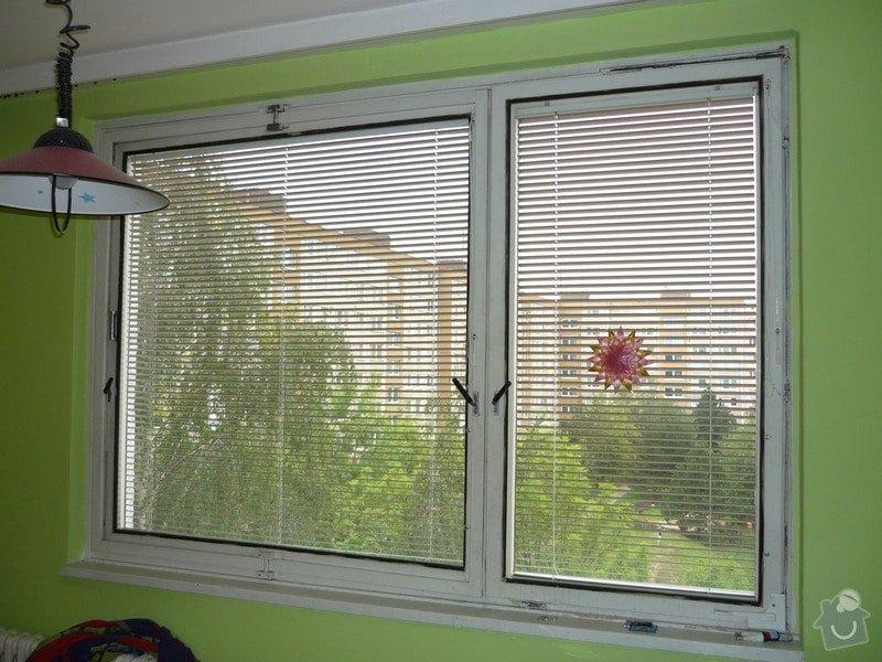 Výměna oken za plastová (panelákový byt 3+1): P1040099