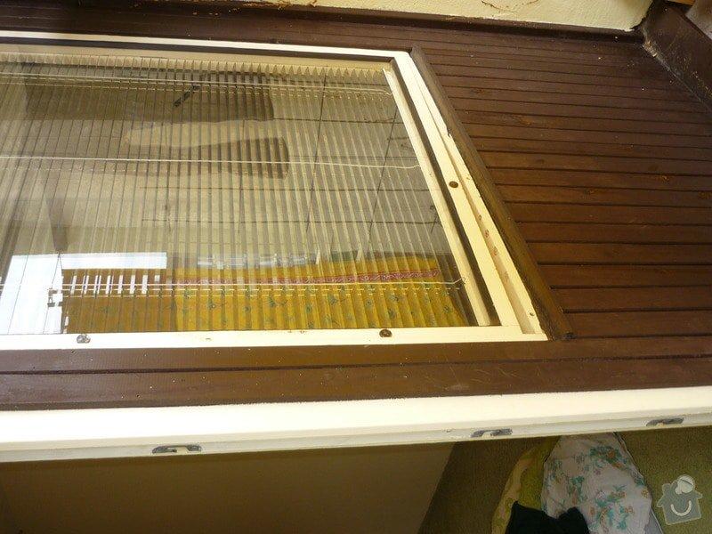 Výměna oken za plastová (panelákový byt 3+1): P1040100