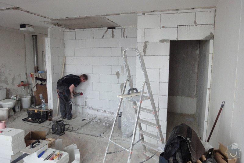 Rekonstrukce panelového bytu 35,7 m2: DSC04699