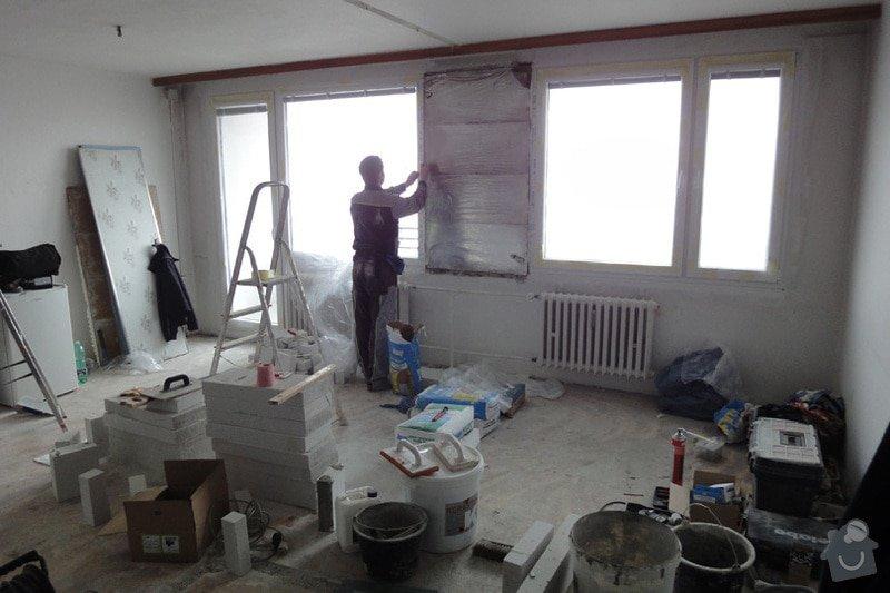 Rekonstrukce panelového bytu 35,7 m2: DSC04712
